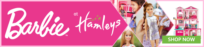 Barbie at Hamleys