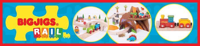 Preschool Trains & Vehicles