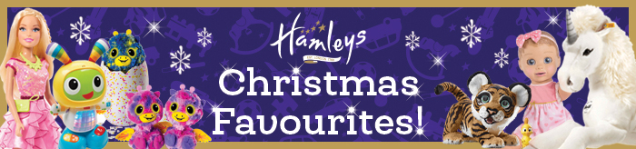 Hamleys Christmas Favourites