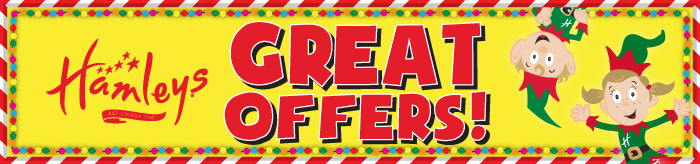 Great Offers at Hamleys