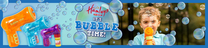 Bubble & Water Toys