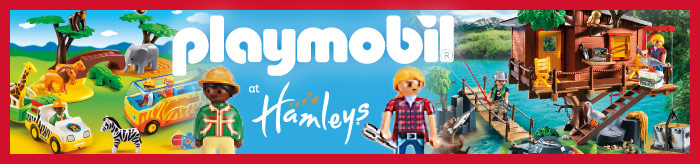 Playmobil at Hamleys!