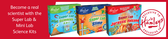 Hamleys Exclusive Science Kits