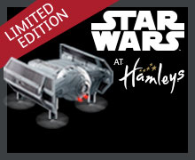 Limited Edition Star Wars Laser Battling Drones